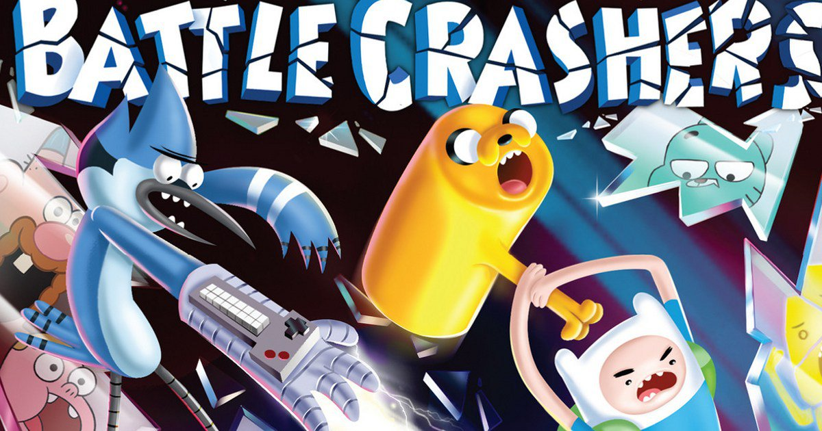 Cartoon Network: Battle Crashers: