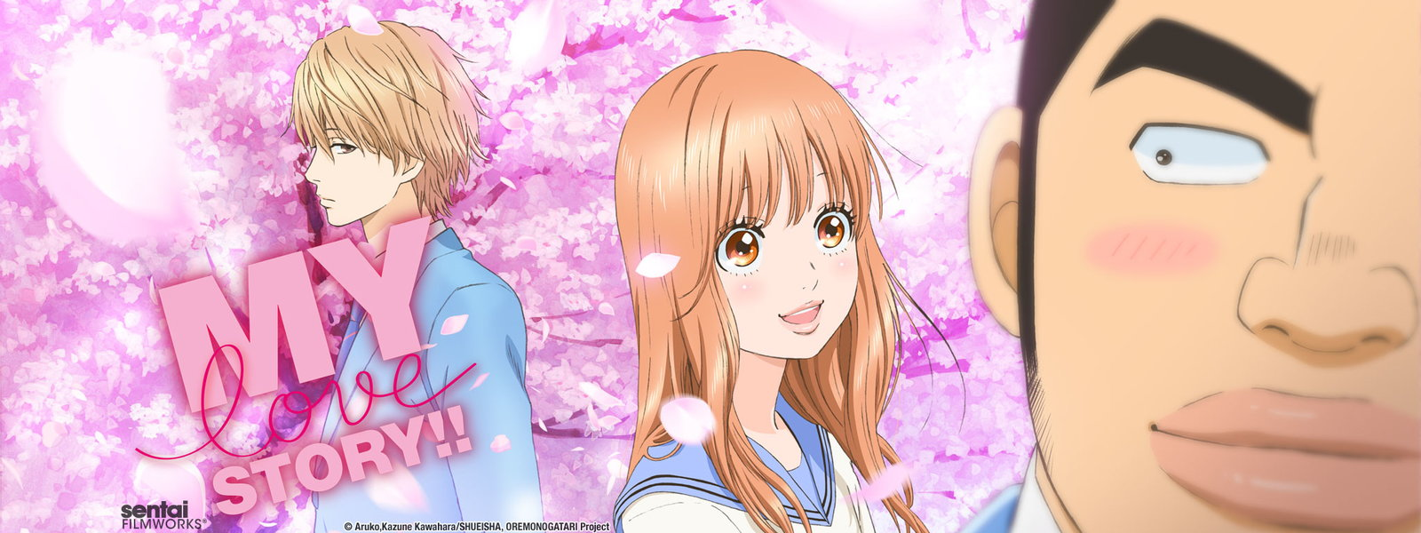 Manga Love Story Stream