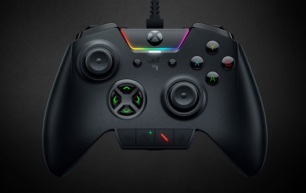 how to change lighting with one button razer