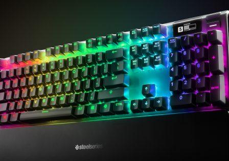 Steelseries Apex Keyboard