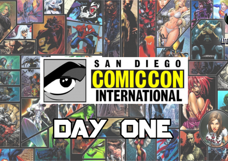 SDCC 2019 Day 1