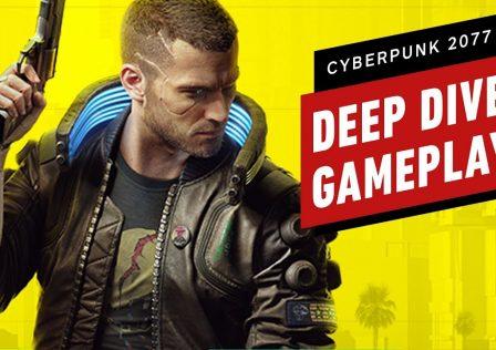 Cyberpunk Deep Dive