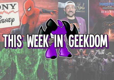 This Week in Geekdom 6