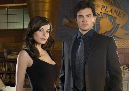 Smallville Reunion
