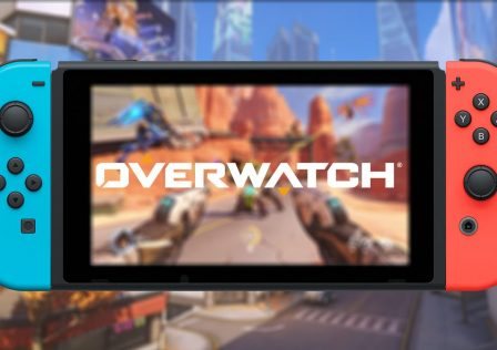 Overwatch Nintendo Switch