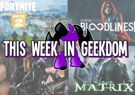 This Week in Geekdom 11