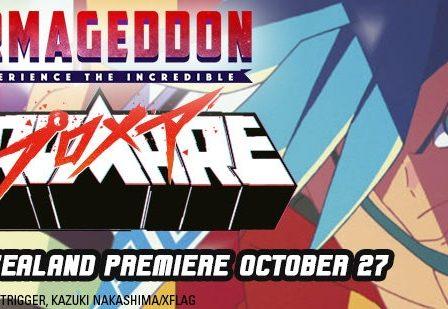 Promare Armageddon Premiere