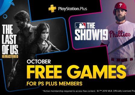 PlayStation Plus October