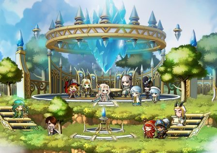 MapleStory Glory