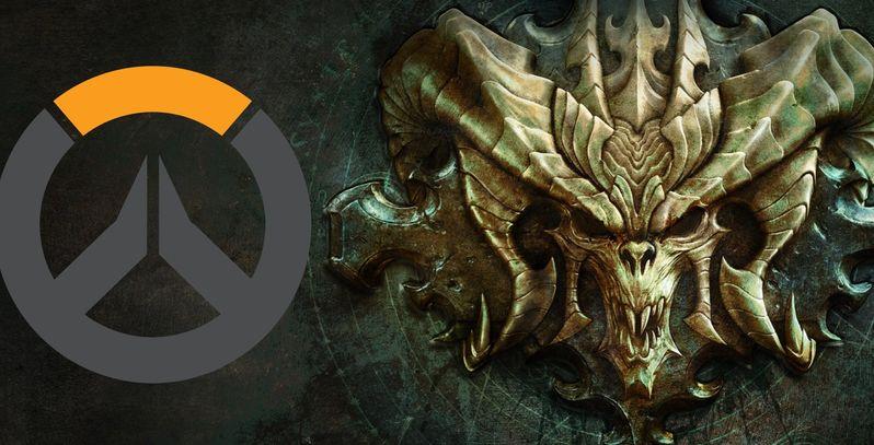 Overwatch Diablo
