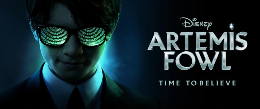 Artemis Fowl Trailer