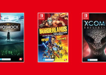 2K Games Nintendo Switch