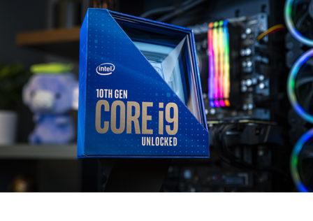 Intel 10th Gen Gaming Processor